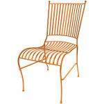 stol i smide orange
