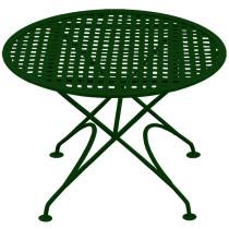 apotekarns bord smide grönt